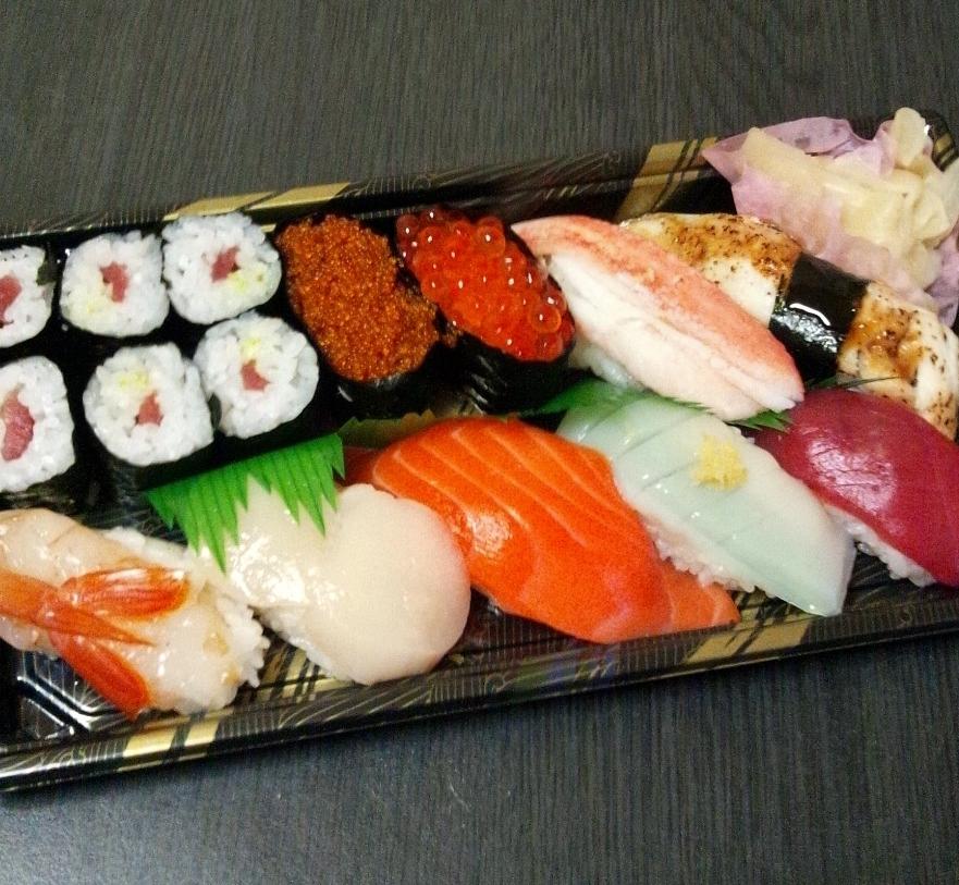 魚屋の出前寿司専門 一心 栄通店