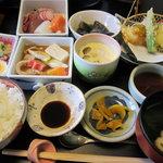 球磨 - 料理写真:野立弁当球磨1575円