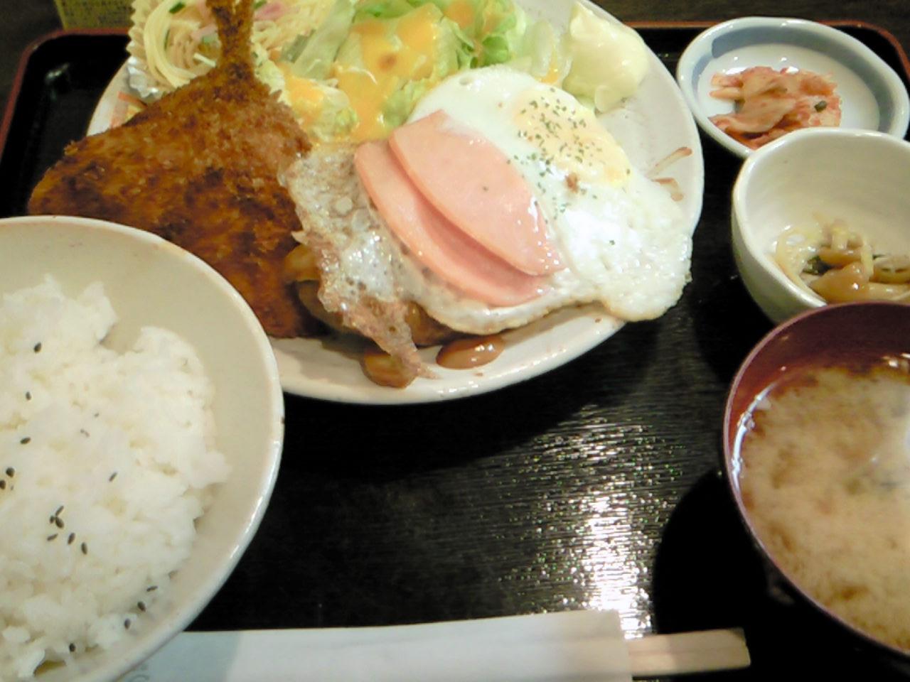 レストランかおり