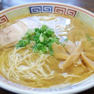 ひかり食堂 - 料理写真:中華そば