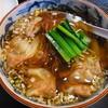 武蔵 - 料理写真:ワンタンメン