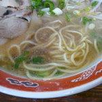 元祖安さん - 麺とスープ
