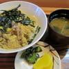 大番食堂 - 料理写真:うな玉丼750円