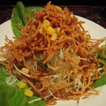 胡同小吃 - バリバリサラダ
