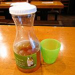 東京ホルモン - 麦茶サービス