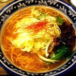 玄菜院 風土 - 鶏塩ラーメン