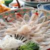 ふく料理 しのだ - 料理写真:天然ふくさし(2人前) 最高級のとらふくの「うまみ」をご堪能ください。