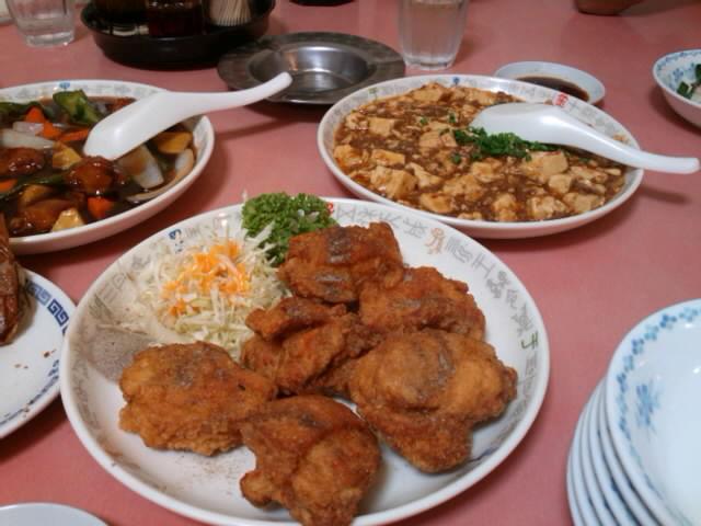 中国料理晃蘭