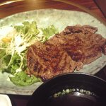 9510930 - ステーキ定食(ランチ)