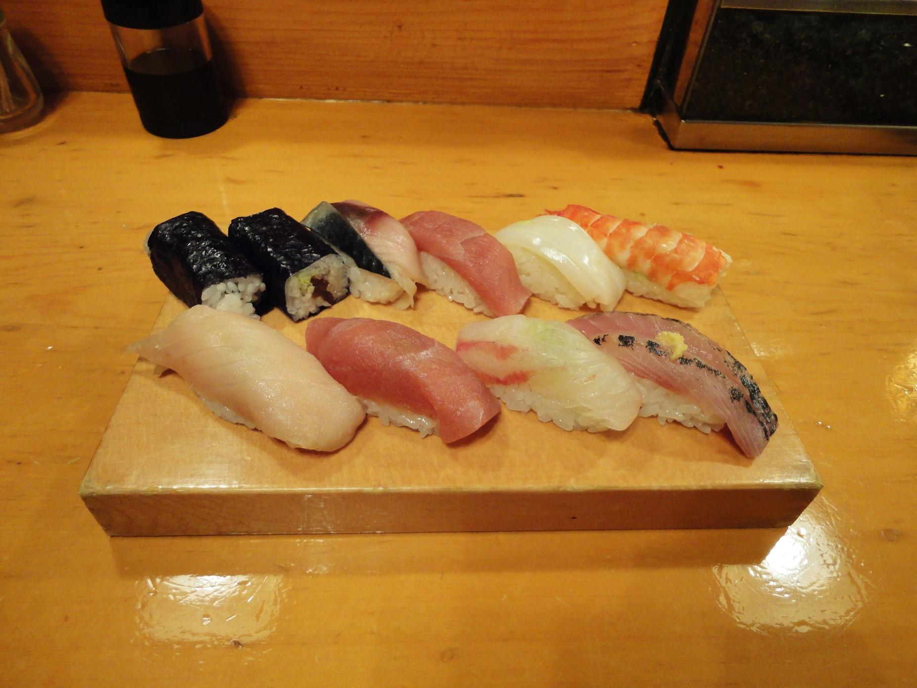 大江戸 志げ寿司