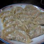 八仙 - 蒸餃子(なぜか2人前から)