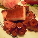 9514443 - 蛸の桜煮