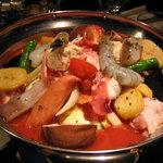 9514843 - トマト鍋