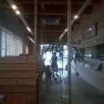 手打蕎麦 ばんしゃ - 出来たばかりの綺麗な店内