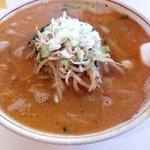 村田食堂 - タンタン麺750円