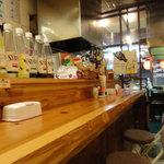 立飲み山ちゃん - 店入口付近