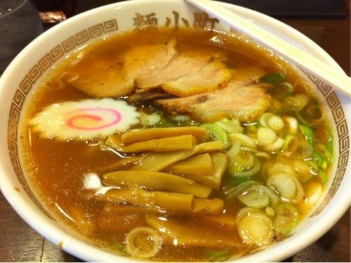 麺小町 松山店