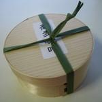薮蕎麦 宮本 - おみやげ そば味噌
