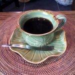 フランジパニ - コーヒー
