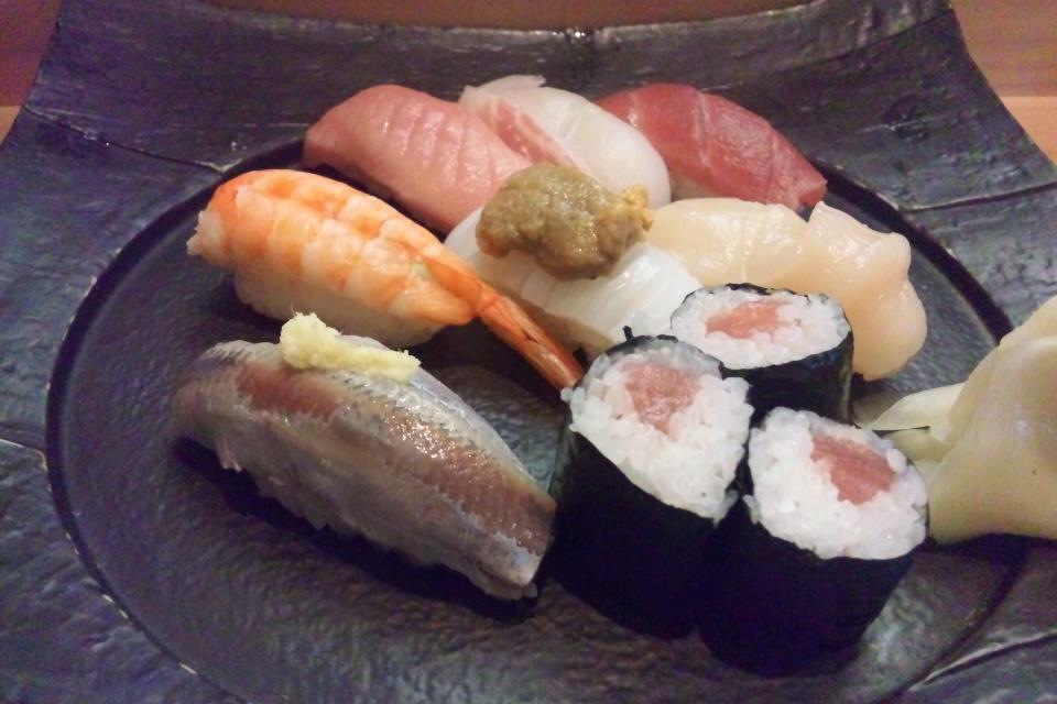 寿司 七兵衛