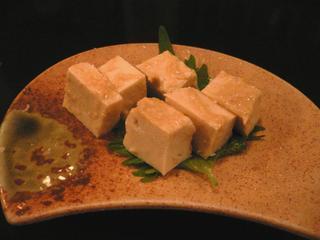 かんだ光壽 - 豆腐味噌漬け