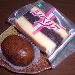 あけぼの戸頭店 - かりんとう饅頭、シベリア