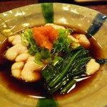 寿司 魚瀬 - ☆白子ポン酢(*^。^*)☆