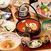 甘の井 - 料理写真:懐石コース¥3800より。