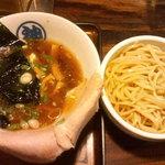 神戸ラーメン 第一旭 - Bつけ麺(1玉)
