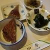 レストラン四季 - 料理写真:つけ合わせ