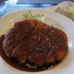 洋食 コノヨシ - コノヨシポークカツレツ