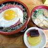 味の龍月 - 料理写真:牛とろ丼(780円)