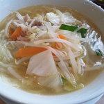 麺Dining セロリの花 - 野菜タンメン