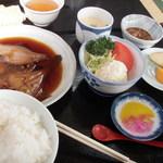 ダイ平 - ランチ「煮魚定食」
