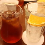 ハーブス - アイスセイロン(オレンジ)630円