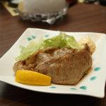 かまくらの郷 - 桃豚西京味噌焼き 780円