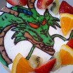 パティスリーラビ - 料理写真:人気のキャラクターもケーキに大変身♪(デザイン・大きさ・デザインは同一料金)