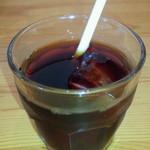 南太平洋 - 食後の「アイスコーヒー」