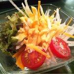 ビオ・オジヤン・カフェ - サラダ(パスタにつきます)