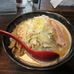 麺処 花田 - 料理写真:味噌(野菜増し)