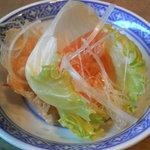 中国料理 頂好 - 副菜