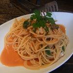 9733298 - チキン・バジル・モッツァレラのトマトソース