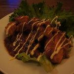 Fantasy Dining Bar Chum - チキンBBQソース