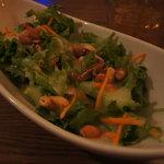 Fantasy Dining Bar Chum - ナッツがけサラダ