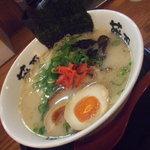 らー麺藤平 - しお藤平