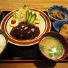 食道 希季家 - 料理写真:ハンバーグ定食(800円)