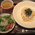 Kanon - カノンランチ(明太パスタ)