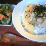 kawara CAFE&DINING - 週替わりランチ(親子丼)