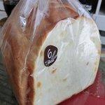 ニコニコパン - ハチミツ食パン 値段は忘れました。