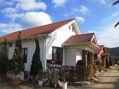 ビッグウェィブコーヒー&ビーチハウス